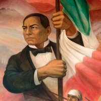 ¿Qué le hizo el viento a Juárez?