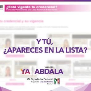 ABDALA - lista nominal