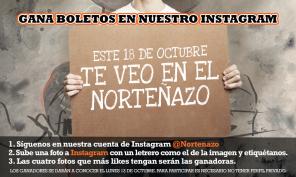 NORTEÑAZO - instagram
