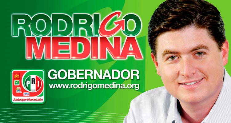Campaña Rodrigo Medina 2009